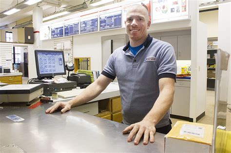 a helpful smile at the albert lea post office albert lea tribune