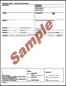 delivery order form images