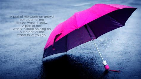 pink umbrella wallpaper water rain pink quotes umbrellas love you wallpapers
