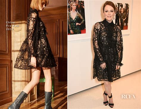 Catwalk To Carpet Julianne by Julianne In Chlo 233 Vogue Chopard Opening Of Ivan