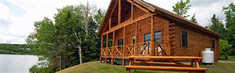 Log Cabin Rentals In Nh by Blackberry Winter On Lake Cabins At Lopstick Pittsburg