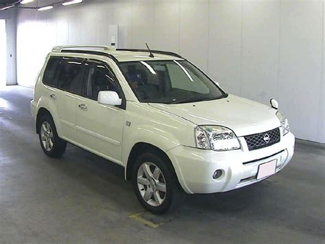 japanese nissan used japanese nissan x trail 2006 for sale