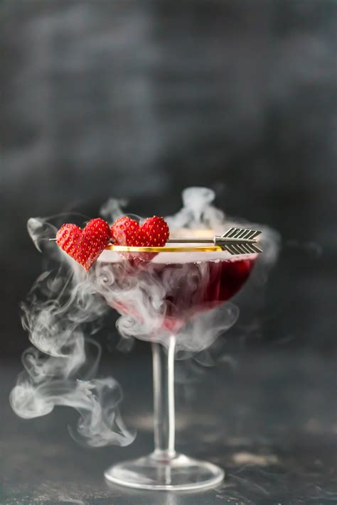 Lifestyle The Heartbreaker Drink For St Valentines by Cocktail Of The Week Potion Martini Aol Lifestyle