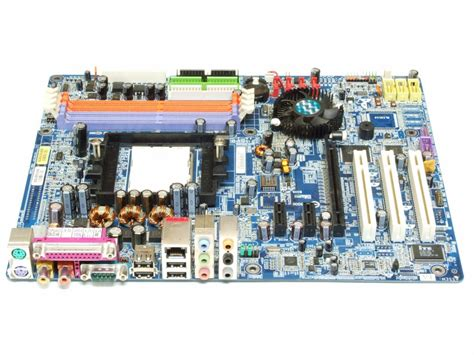 Mainboard Sockel 939 by Gigabyte Ga K8nf 9 Atx Pc Mainboard Socket Sockel 939 Pcie Sata Ddr Firewire 7 1