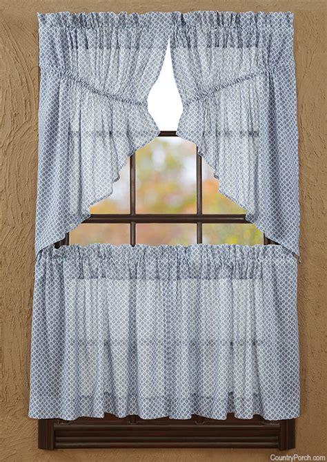 prairie curtains eastpointe ditzy tobacco cloth window curtain prairie swag