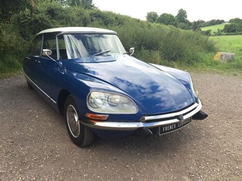 1968 Citroen Ds by Citroen Ds 21 Pallas 1968
