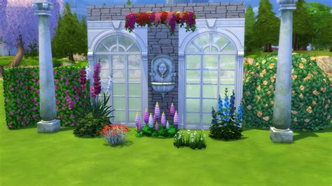 Gardening Sims 4 The Sims 4 Hangout Stuff Pack Review