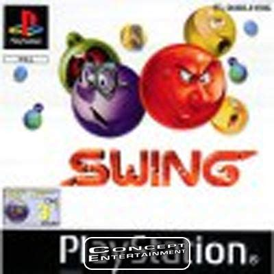 swing ps1 ps1 swing concept entertainment