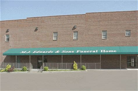 m j edwards funeral home tn legacy
