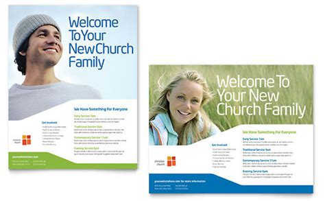 design poster using microsoft office religious organizations poster templates word
