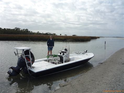 release boats 1999 release 21 flats w 2006 vmax 200 only 290hrs 17500