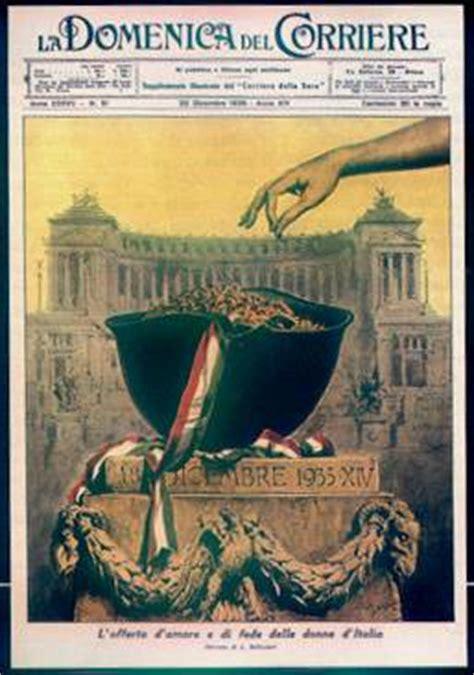 d italia sanzioni autarchia in italia dopo le sanzioni 1936