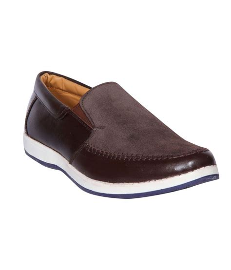 loafers fashion funku fashion brown loafers price in india buy funku