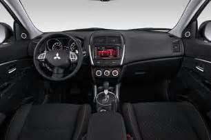 2014 Mitsubishi Outlander Sport Interior 2014 Mitsubishi Outlander Sport Cockpit Interior Photo