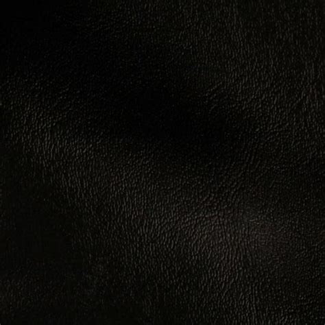 black leather upholstery fabric faux leather wallaby black discount designer fabric