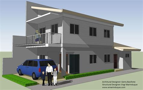 two storey building proposed 2 storey residential building in toledo city