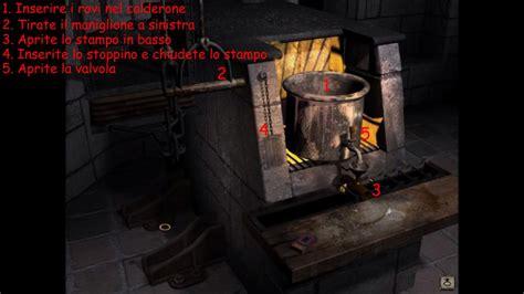 fabbricare candele syberia 2 soluzione completa