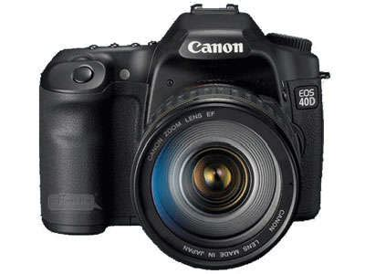 canon eos 40d kit (efs 18 55) price in india and specs