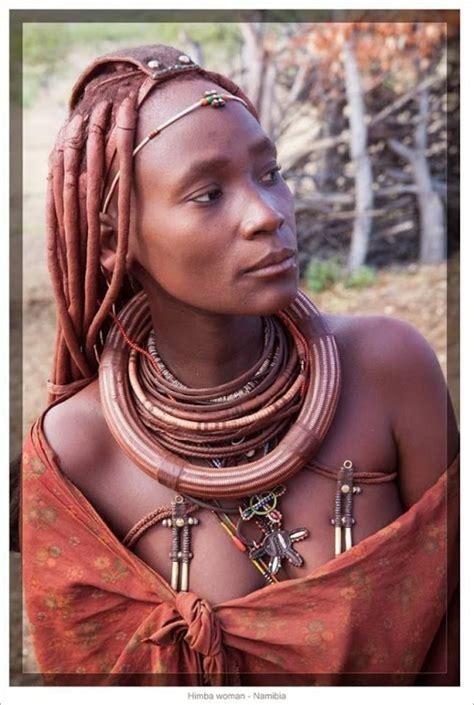 african himba tribe woman himba woman namibia mi africa linda dos pinterest