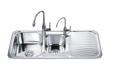 kitchen sinks with drainboards china bowl with drainboard kitchen sink od 11048a