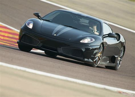 430 scuderia black 430 scuderia car pictures images gaddidekho