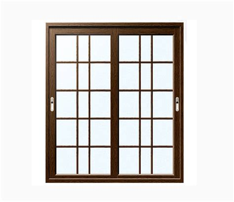 2017 aluminum sliding window with window grille