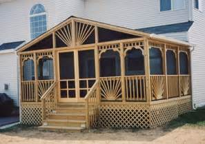 Screened In Deck Plans by Screened In Deck Pictures