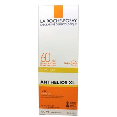 La Roche Posay Anthelios 60 Ultra Light Sunscreen Fluid by Buy La Roche Posay Anthelios Xl Lotion In Canada Free