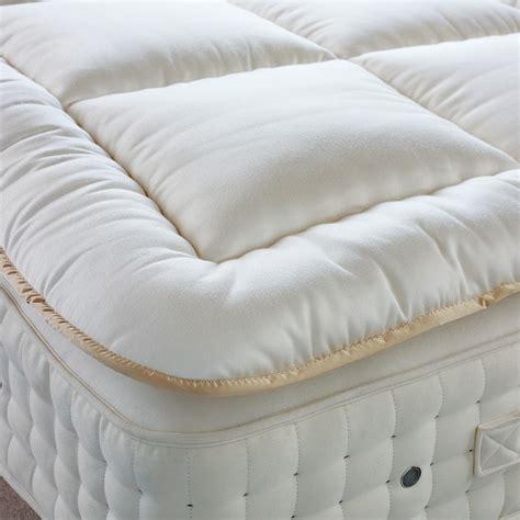 vispring heaven luxury mattress topper vispring