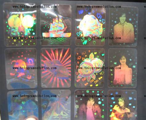 how to make a hologram card transparent hologram decal