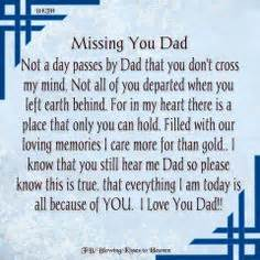 missing you dad every day xox