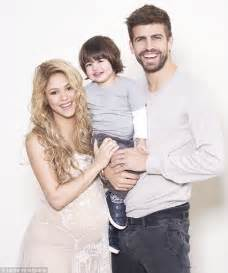 Showering With Your Partner by Shakira With Husband Gerard Pique For Unicef S World Baby