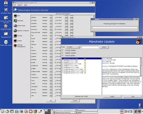 Mandrake linux 10.0 скачать