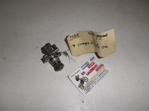 Serrure Electrique 1072 by Pompe A Huile 50 Nitro Mbk Pi 232 Ce Scooter Occasion P39199