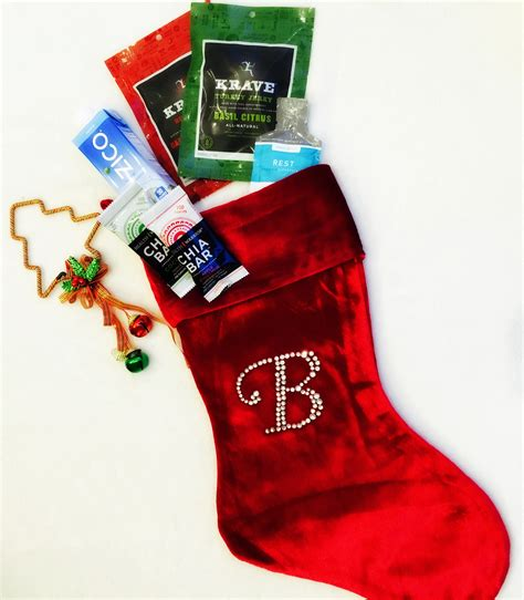 stocking stuff 4 healthy stocking stuffer ideas for him obsessed by portia
