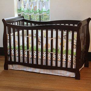 child of mine by s brookline 4 in 1 fixed side crib