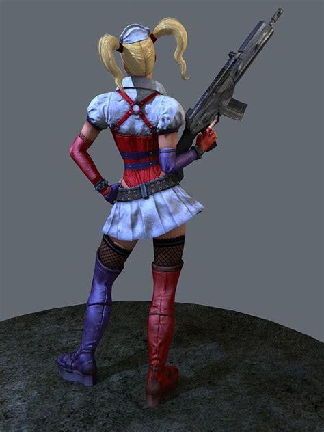 Harley Quinn Models