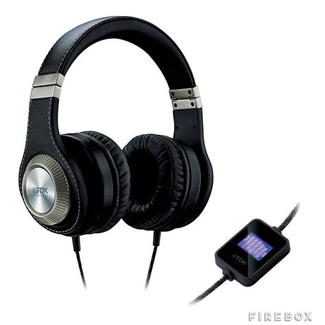 Headphone Tdk Tdk St800 Headphones Buy At Firebox