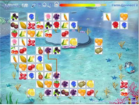 connect to 2 fruit connect 2 spel funnygames nl