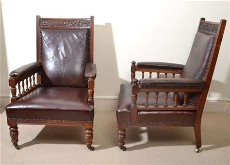 antique leather armchairs for sale antique pair of english leather armchairs circa 1880 for
