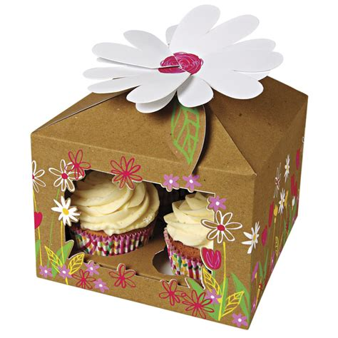 cupcake box ideas cupcake boxes mesha gift boxes 50 pack 4x4x4