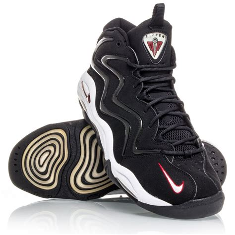 buying basketball shoes buy nike air pippen mens basketball shoes black