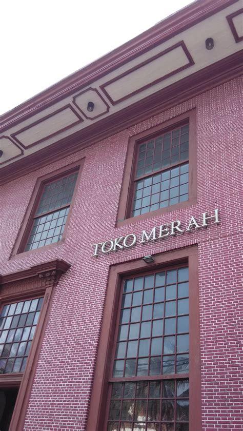 toko merah jakarta jakarta walking tour