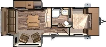 25 ft travel trailer with slide floor plans 2016 light travel trailers by highland ridge rv