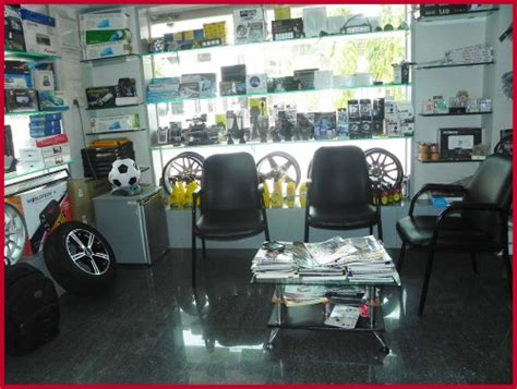apex  automobiles accessories shop  goa car