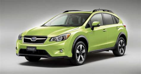 subaru crosstrek hybrid 2017 2017 subaru crosstrek hybrid review release date price
