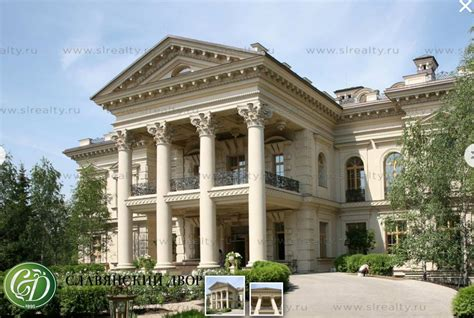 elegant homes classic country house in russia with a magnificent mega mansion russia mansions residence