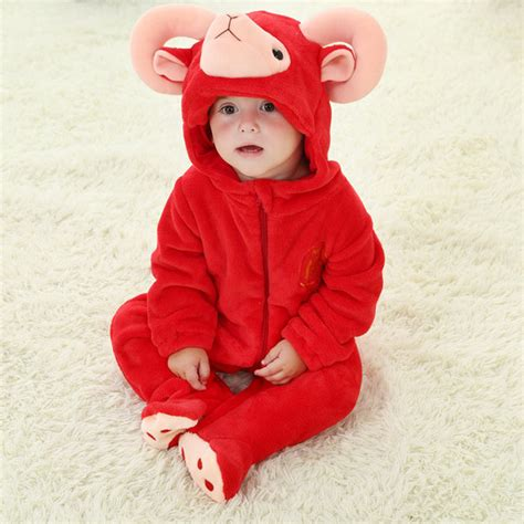 18 02 Romper Snow White Yellow animal fleece organic baby romper white jumpsuit for 0 24 months baby clothes