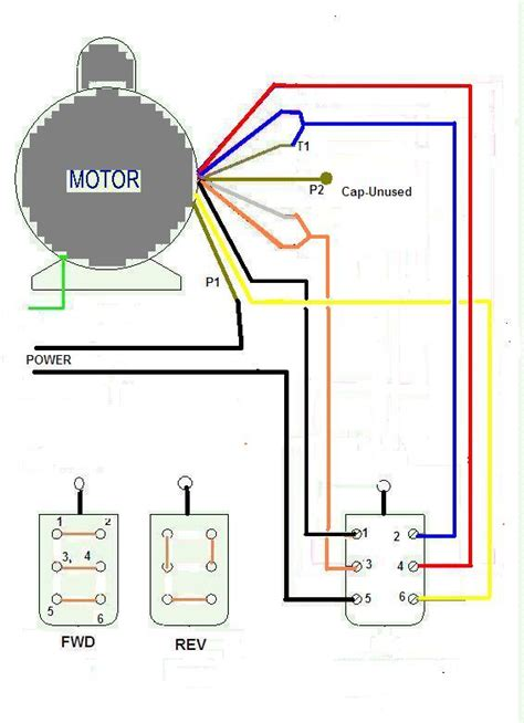 square d reversing drum switch wiring diagram electrical