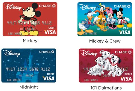 Chase Gift Card - relentless financial improvement chase and disney visa debit card